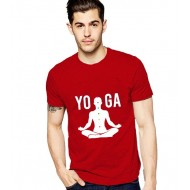 YOGA  MEN'S TSHIRT