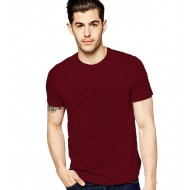 MAROON MEN'S TSHIRT