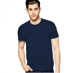 NAVY BLUE MEN'S TSHIRT