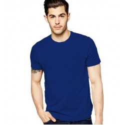 ROYAL BLUE MEN'S TSHIRT