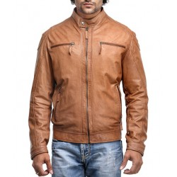 Journey Nightfall Leather Jacket