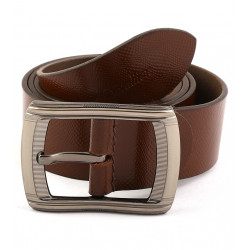 BLACK STELION GENTS BELT