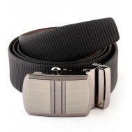 Reversible Auto Lock Leather belt