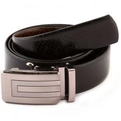 Reversible Dual Color Leather Belt