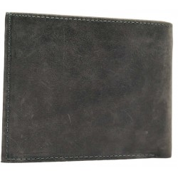 Esiposs brown tan leather wallet