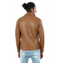Avion Beechnut Leather Jacket