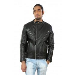 Flight Rook Leather Jacket