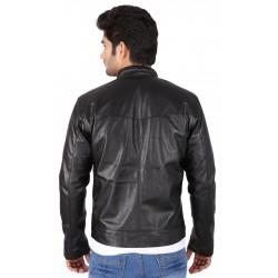 Black Beauty  Leather Jacket
