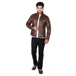Harvest Leather Jacket
