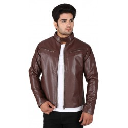 Pure Leather Jacket Tan Colour - HILLER
