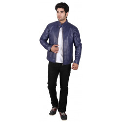 Chatham Nautical Leather Jacket