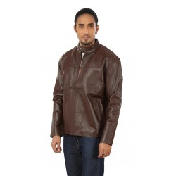 Panorama Leather Jacket