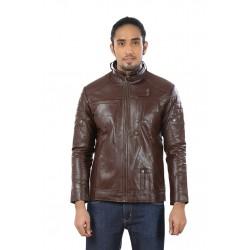 Jubilee Ganache Leather Jacket
