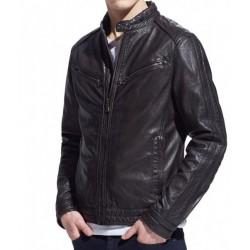 Stylish Gents Leather Jacket