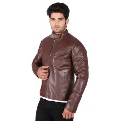Saddle Leather Bridle Leather Jacket