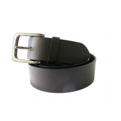 Snake Texture Leather Belt