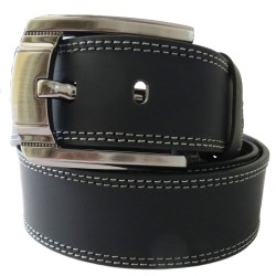 Black Casual Belt