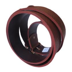 Brown Gents leather Belt