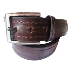 Biistre Texture Leather Belt