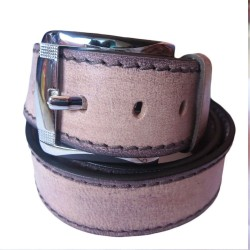 Thistle Leather Belt