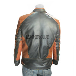 Gents Stylish Leather Jacket