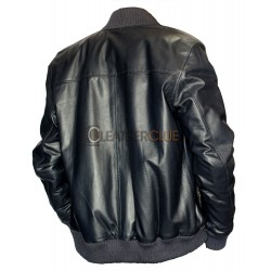 Avion Cloudburst Leather Jacket
