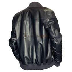 Avion Cloudburst Leather Jacket
