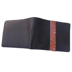 Gag Bit Leather Wallet
