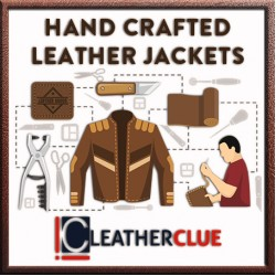 Custom Made Leather Jacket