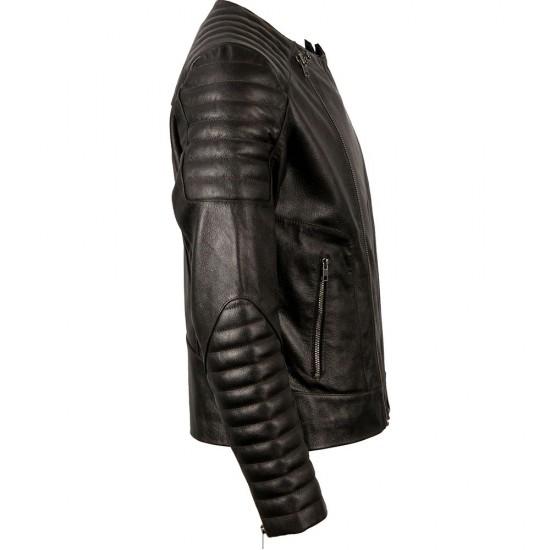 Lather jacket_custom made