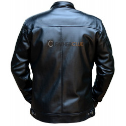 Black Beauty Leather Jacket