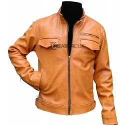 Butternut Leather Jacket