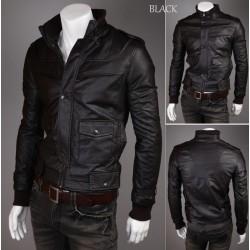Bridle Leather Jacket