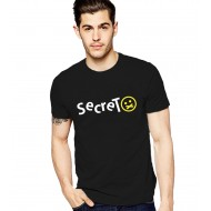 SECRET MEN'S TSHIRT