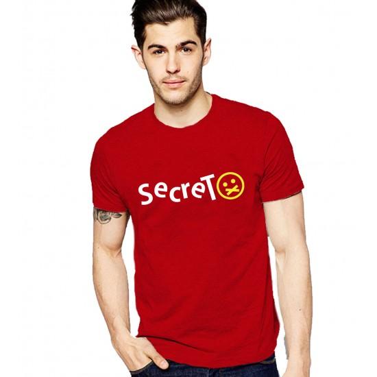 SECRET MENS TSHIRT