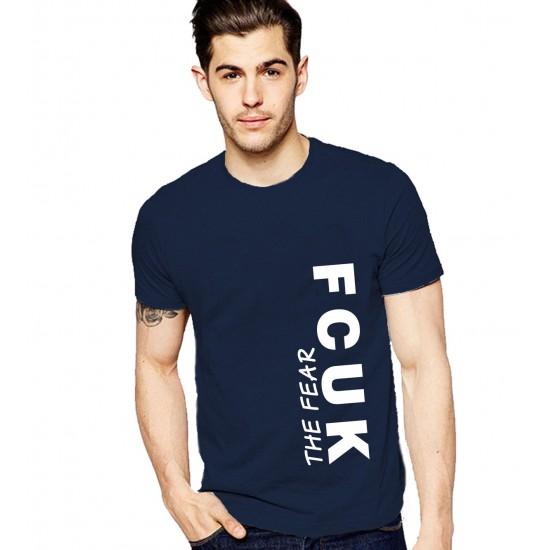 FCUK THE FEAR MENS TSHIRT