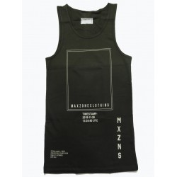 Timestamp Mens Tank Tees