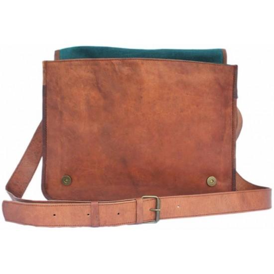 Brown Leather  Bag f149 Sling Bag