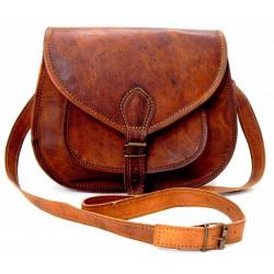 Leather,s a65 Messenger Bag