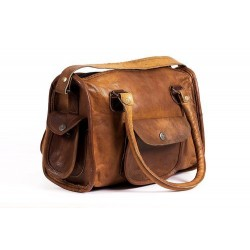 Orignal Leather Girls And Women Shoulder Bag
