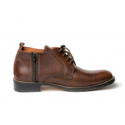 Chukka Hand made Leather Shoe(RNLS107)