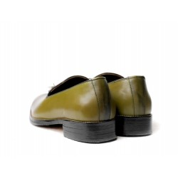 Querter Hand Made leather Shoe(RNLS1078)