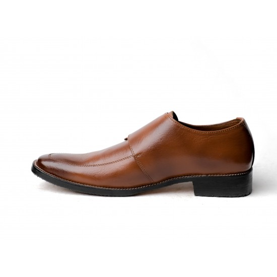 MONK HAND MADE LEATHER SHOE(RNLS1064)