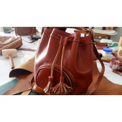 Hand Craft Leather Bag