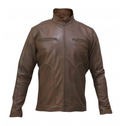 Journey Nightfall Leather Jacket(SVLC0201)