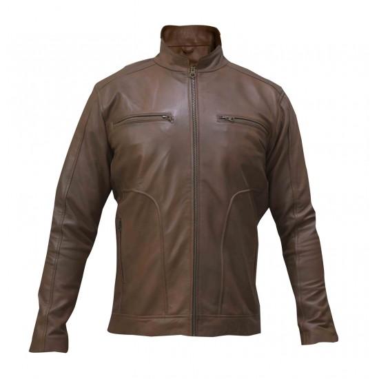 Journey Nightfall Leather Jacket(SVLC0201)