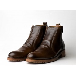 Chelsea Hand Craft Leather Shoe(Boot)