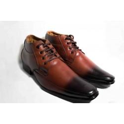 Cap Toe Hand Craft Leather Shoe