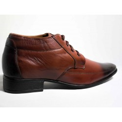 Cap Toe Hand Craft Leather Shoe
