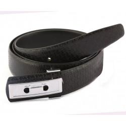 Mat Texture Italian Leather Belt